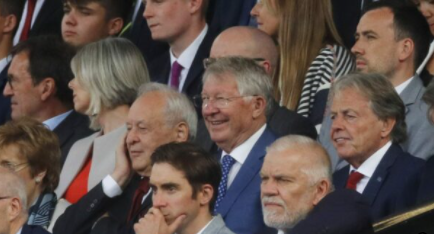 'Fergie' opens up about 'Ronaldo' back to Manchester United