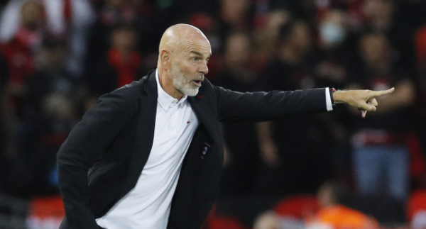 Milan manager admits Liverpool are really strong