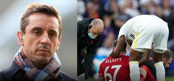"""Gary""analysis of Struijk, the stroke of Elliott"