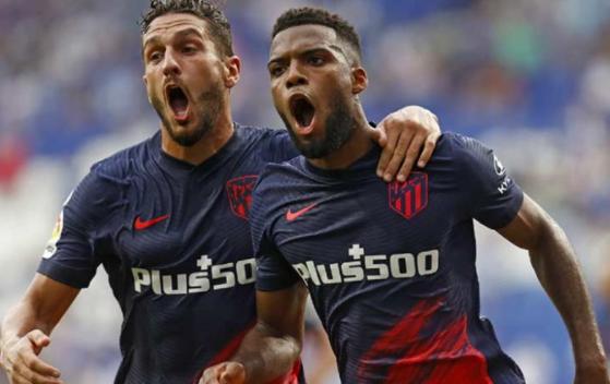 Atletico Madrid beat Espanyol 2-1